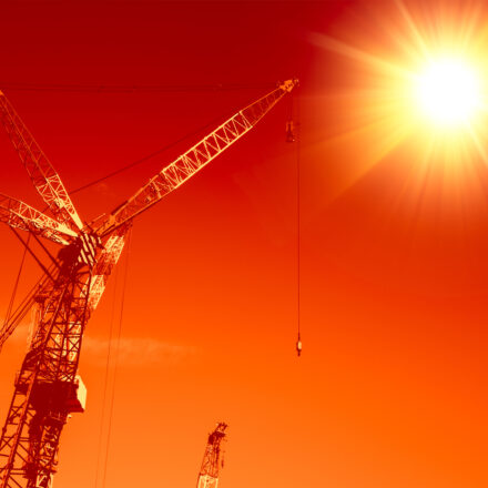Construction Managers – protect your employees from the heat this summer